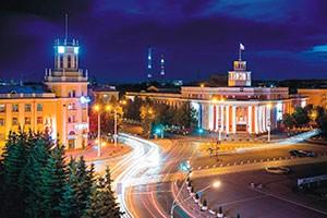 Реклама ТВ Радио Кемерово
